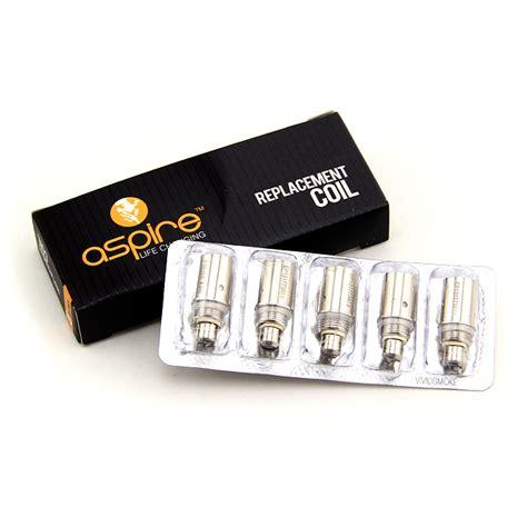 Aspire Bdc Replaceable Dual Coils 1 8 Ohm 5 aspire bdc dual coils 5 pack 10 99 vividsmoke