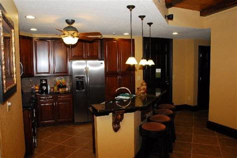 bonnet creek 2 bedroom presidential suite well apoointed open kitchen picture of wyndham bonnet