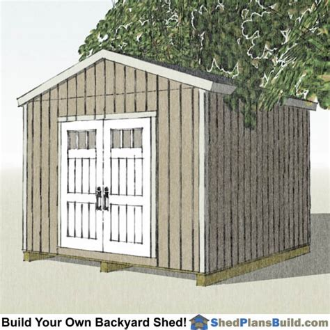 Build Your Own Outdoor Shed by 12x12 Backyard Shed Plans Build Your Own Backyard Shed