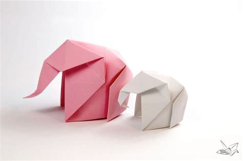 Origami Elephant Tutorial - 111 best images about origami on