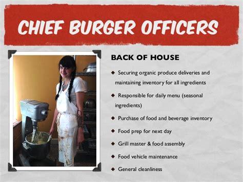 burger house business plan burger cowboy business plan presentation