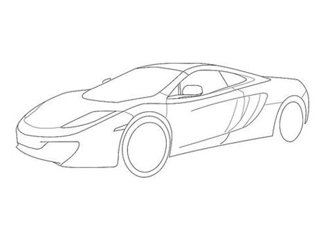auto draw car drawings cool cars to draw