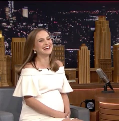 Natalie Portman Is Sort Of Not Really The Superficial Because Youre by Natalie Portman S Due Date Hints She S Not Giving Birth