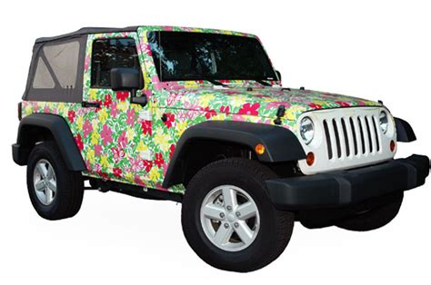 Pulitzer Jeep Why Not Brighten Your World With A Limited Edition Lilly