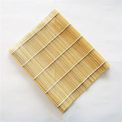 Bamboo Sushi Roll Mat by The Information Is Not Available Right Now