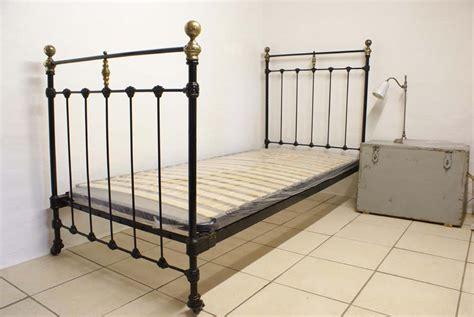 Iron Bed Base Single 3ft Iron Black Bed Includes Base
