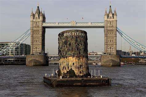 "Boat named ""Titanic 2"" sinks on maiden voyage   Public"