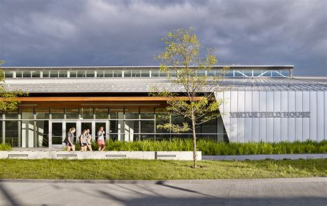 field house middlebury college virtue field house and athletic district plan sasaki