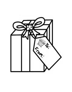 present color sheet free coloring pages of birthday gift