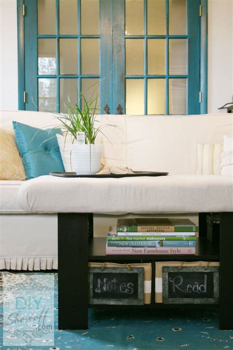 do it yourself ottoman blue doors ottomans and the doors on pinterest