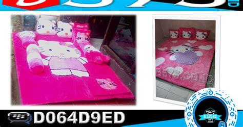 Karpet Lantai Bulu Karakter Hello Set 2 karpet bulu karakter set harga murah layanan bisnis b575 id