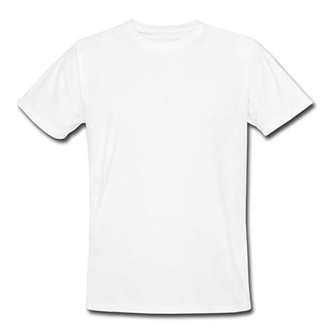 template t shirt white color high quality stretch short sleeved white t shirt men s