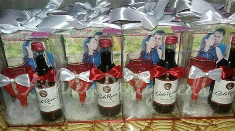 elegant wedding giveaways wedding souvenir philippines