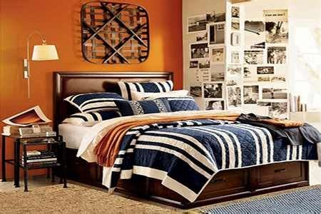 Orange And Black Bedroom Ideas by Navy Blue White Brown Orange Bedroom Bed Ideas Easton