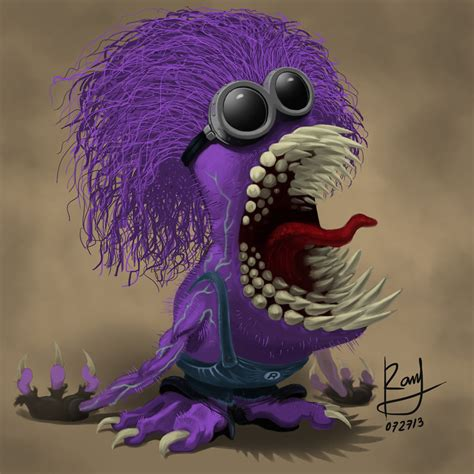 evil minion for fb by bopet on deviantart