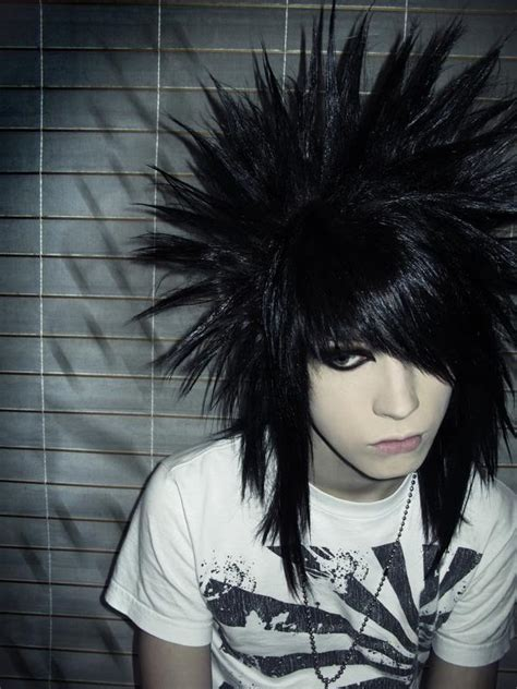 hair hot emo boy hair photo 18380634 fanpop