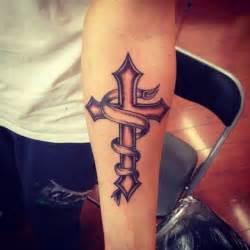 cross tattoo for men tattoos for men