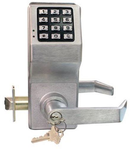 Schlage Door Keypad Change Code by Alarm Lock Dl2700 Wp Digital Lock Schlage C Key N I B Ebay