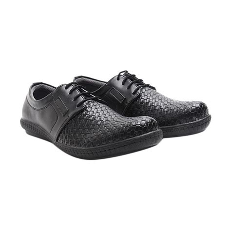 Sepatu Dr Kevin jual dr kevin leather 13302 sepatu pria black