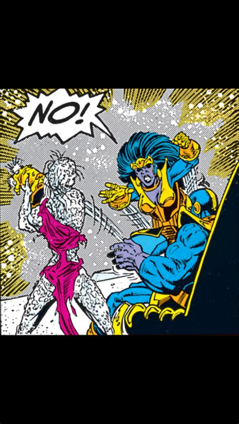 Stealing Eternity best moments from infinity gauntlet the fanboy seo