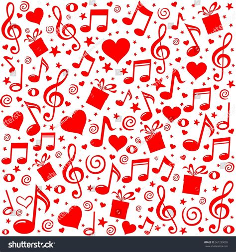 7 Classic Presents For Valentines Day by Happy St Valentines Day Abstract Background Stock