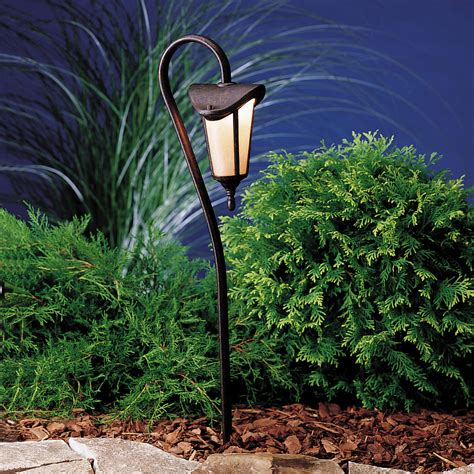 Landscape Path Lights Kichler 15313tzg Lafayette 12v Landscape Path Spread Light