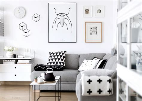 monochrome home decor decoratingspecial