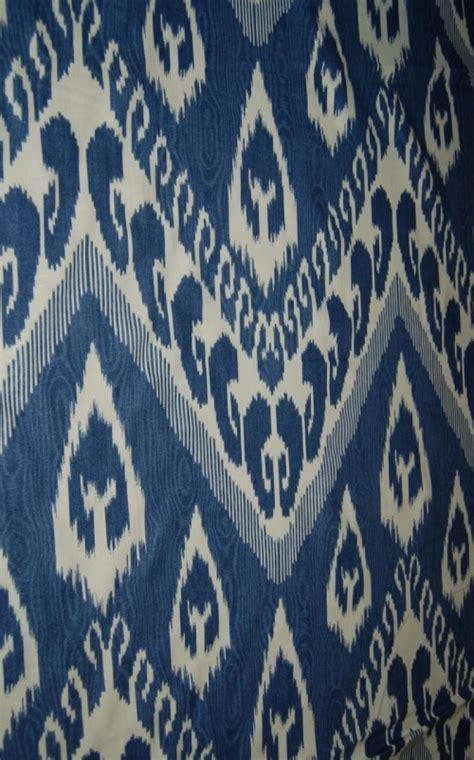 Ikat Upholstery Fabric by Hd705 Kravet Ikat Tribal Print Linen Weave