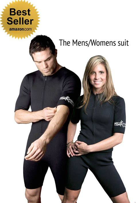 Heated Swest Suit Detox by The Sauna Suit Unisex Weight Loss Pictures Before