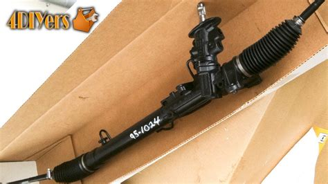 How Much Is A Power Steering Rack Replacement by Diy Volkswagen Mkiv Power Steering Rack Replacement