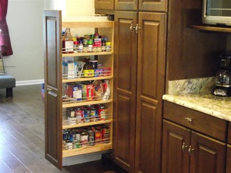 Kitchen Pantry Cabinets Kitchen Pantry For Organized And Neat Kitchen Trellischicago