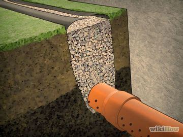 9 easy steps to build a french country kitchen modern build a french drain step 9 jpg diy pinterest