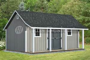 Shed With Porch Plans Free Details About 14 X 16 Cape Code Storage Shed With Porch