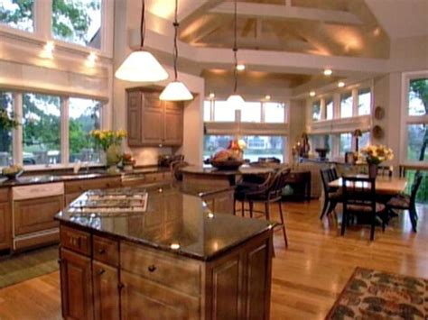 kitchen redesign kitchen remodel lighting video hgtv