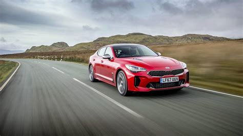 kia on sale kia s new stinger grand tourer goes on sale in the uk