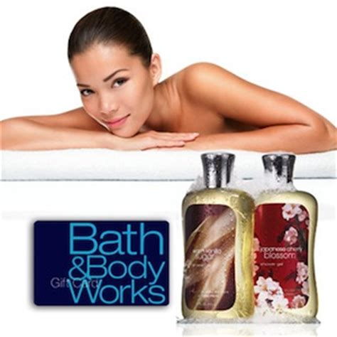 Bath And Body Works Gift Card Walmart - 10 bath and body works gift card for 5