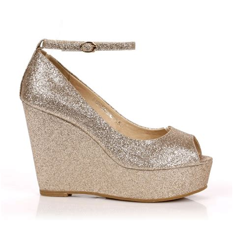 Wedding Wedges For by Wedge Shoes For Wedding Ideal Weddings