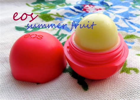 eos lip balm summer fruit review photo vanitynoapologies indian makeup and