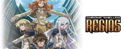 chrome shelled regios quotes why couldn t chrome shelled chrome shelled regios cast images behind the voice actors