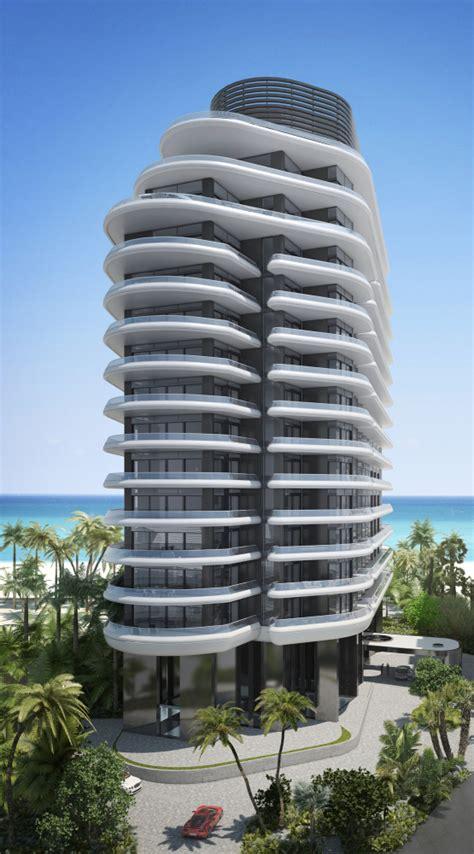 Faena House Miami Beach Features Insane Balconies Cool Faena House Miami