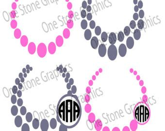 Jewelrys Silhouette Circle To Remind You Of Whats Important by Split Circle Fish Monogram Svg Silhouette Cutting Files