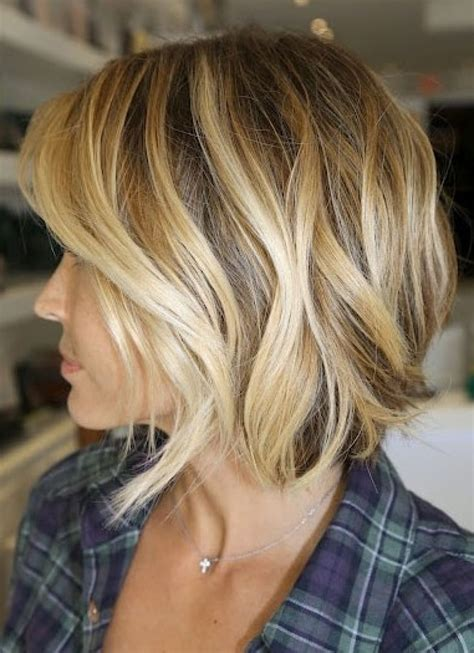short hairstyles light brown with blond highlights blonde and brown hairstyles for short hair archives