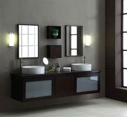 Floating Bathroom Cabinets by Floating Bathroom Vanity 16 Photo Bathroom Designs Ideas