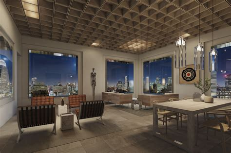 Design Interior Home by 432 Park Avenue Bates Masi Architects Award Winning