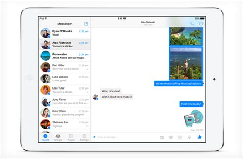 can i install fb messenger in tizen senpais breaking news facebook messenger for ipad gear 2 paypal evernote wear