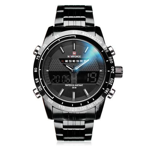 naviforce nf9024 dual display week date wrist