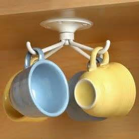 coffee cup rack cabinet note need cuter smaller coffee mugs coffee talk