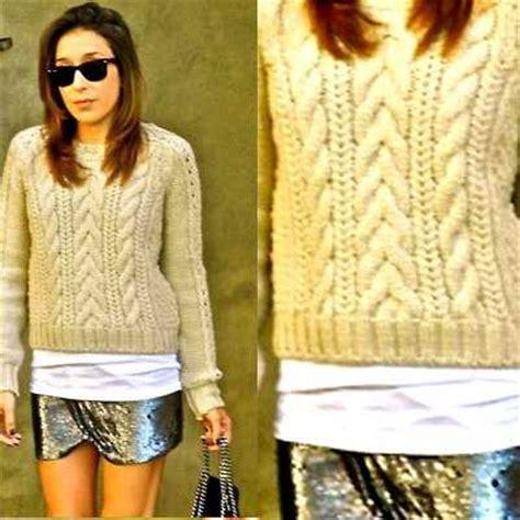 chompas de tejido para damas ropa femenina prendas tejidas 161 una tendencia que vuelve web de la moda