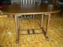 Lu Gantung Meja Makan griya glugu furniture meja kursi tamu