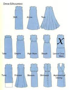1000 images about dress silhouettes on pinterest dress